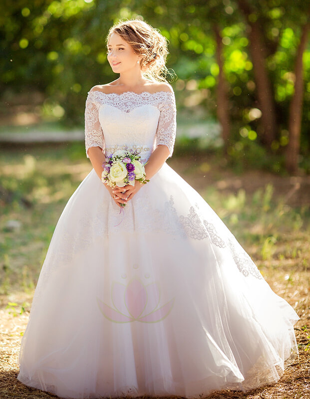 Coiffure pour mariage à Repentigny