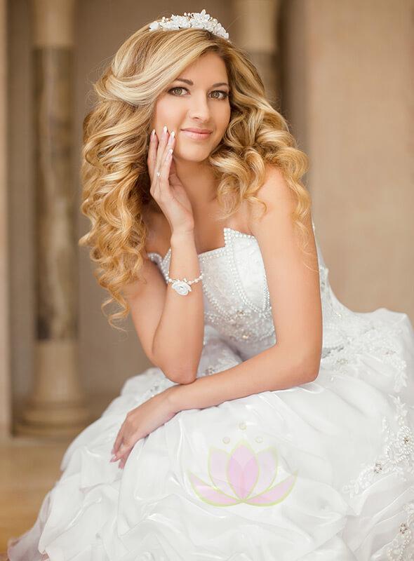 Salon de coiffure pour mariage - Repentigny